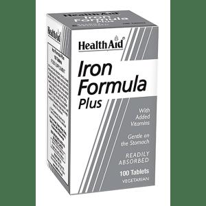 HealthAid Iron Formula Plus