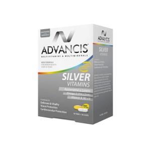 Advancis -Silver -Vitamins -Adults