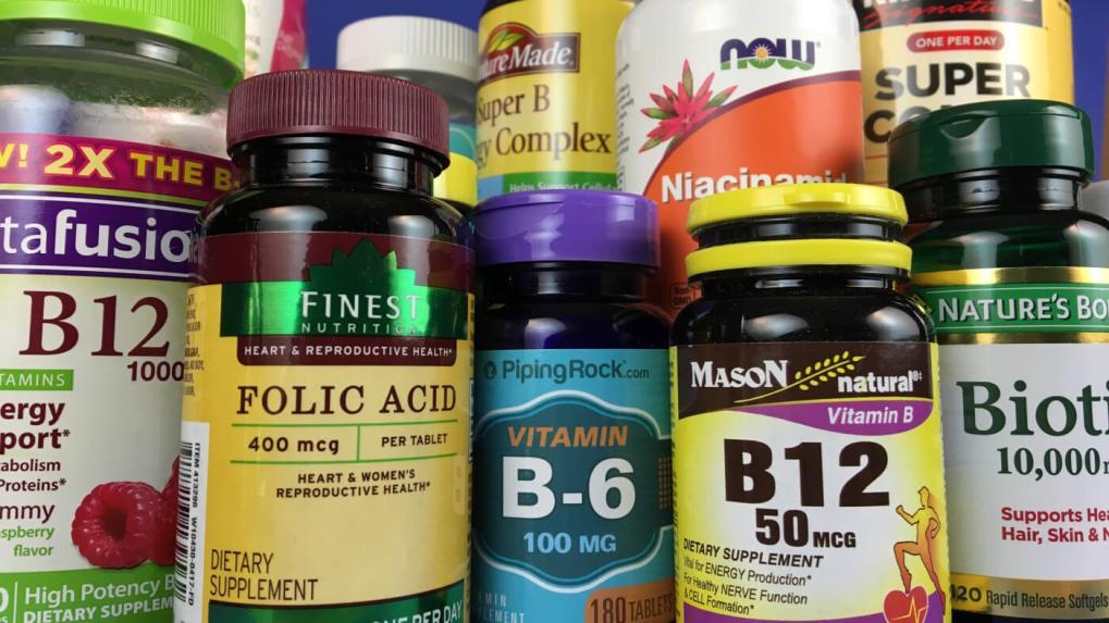 Types of Vitamin B
