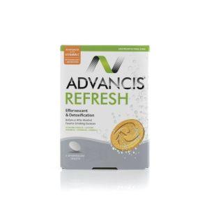 Advancis Refresh 4 Effervescent-Tablets