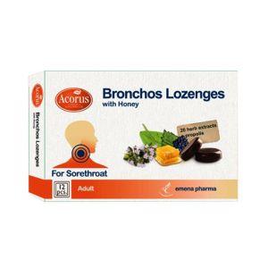 Emena Acorus Bronchos Lozenges