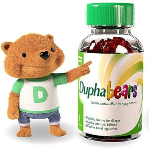 Duphabears 30 gummy bears