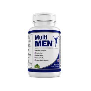 Alfa Vitamins Multi Men