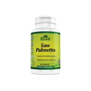 Alfa Vitamins Saw Palmetto