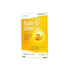 Aconitum Soli–D 2000 IU