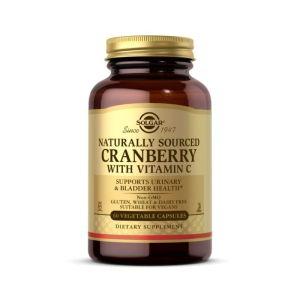 Natural Cranberry and Vitamin-C