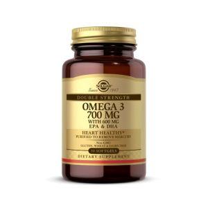 Omega-3 700 mg Solgar