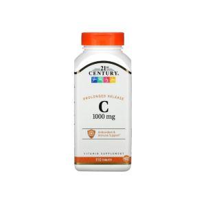 21St Century Vitamin-C Prolonged-Release
