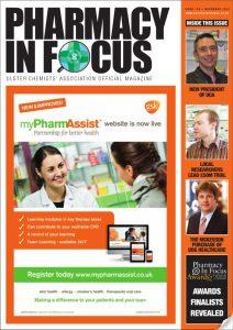 Pharmacy inFocus Magazine Issue 110