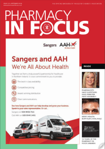 Pharmacy inFocus Magazine Issue 115