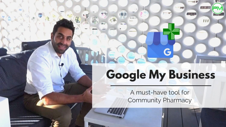 Google My Business Pharmacy