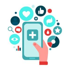 phone health search