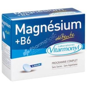 magnesium and vitamin B6.