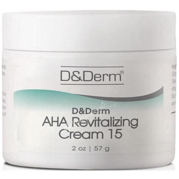 D&Derm AHA Revitalizing Cream 15 60ml