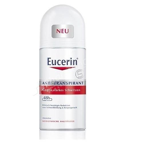 Eucerin Deodorant Anti-Perspirant Roll-on