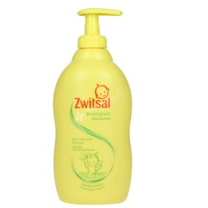 Zwitsal Anti-Puncture Shampoo 400ml
