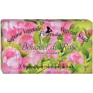 Florinda Vegetal Soap Rose Bouquet