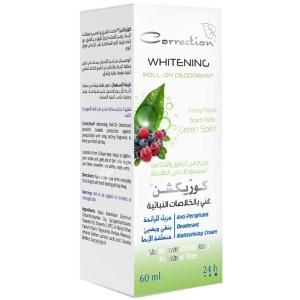 Correction Herbal ActivesWhitening Roll-On Deodorant Green Spirit