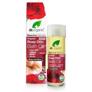 Dr.Organic Organic Rose Otto Bath Oil