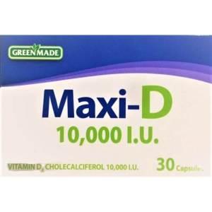 Green Made Maxi-D
