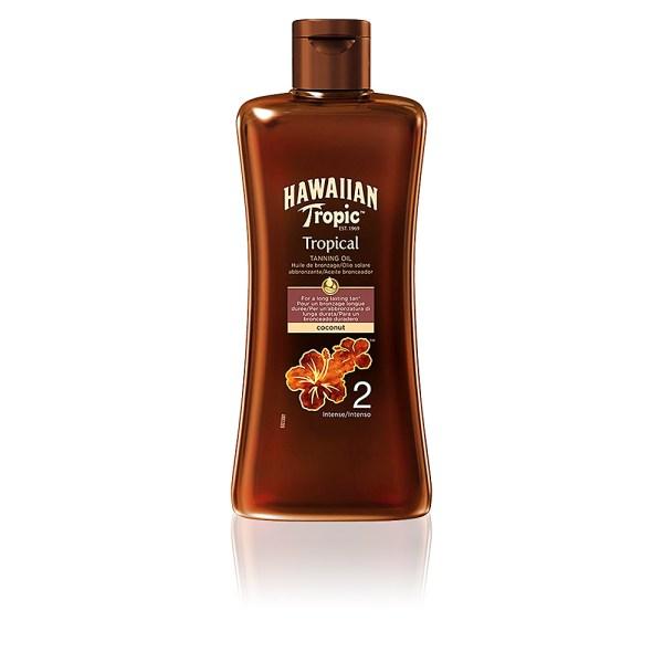 Hawaiian Tropic Tropical Tanning Oil SPF2