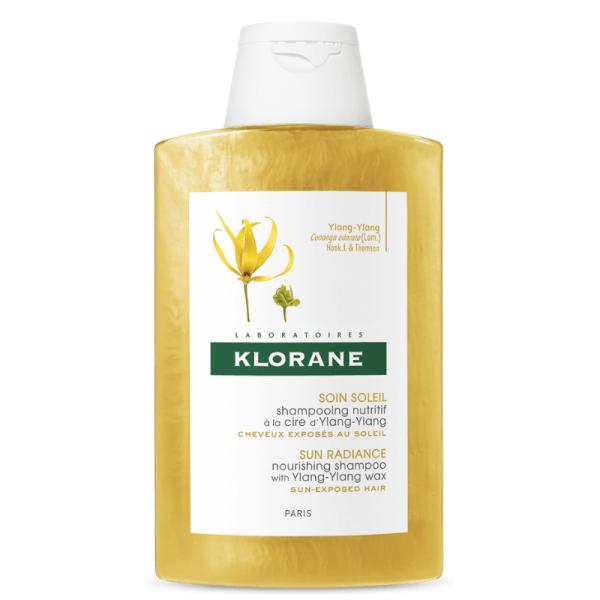 Shampoo with Ylang Ylang