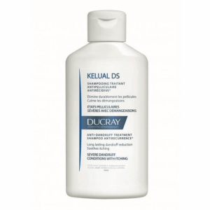Ducray Kelual DS Anti-Dandruff Treatment Shampoo