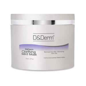 D&Derm Clarifying Mint Mask 60ml