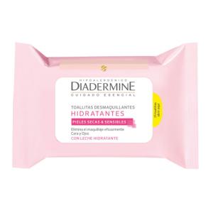 Diadermine Moisturizing Cleansing Wipes