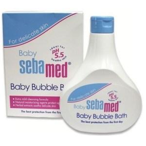 Sebamed Baby Bubble Bath 200 ml