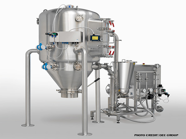 image of a fluid energy mill