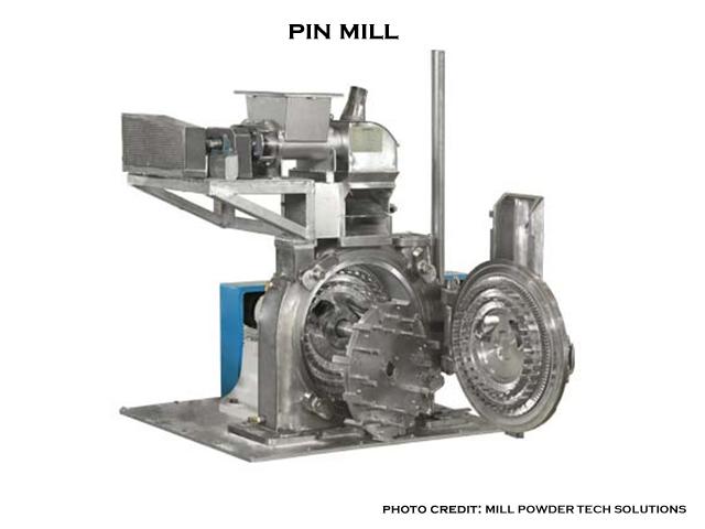 pin-mill