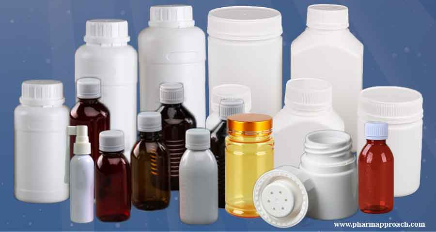 Plastic Containers for Pharmaceutical Use - Pharmapproach com