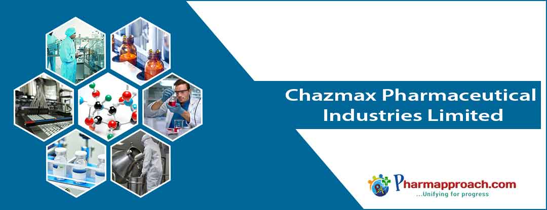 Pharmaceutical companies in Nigeria: Chazmax Pharmaceutical Industries Limited