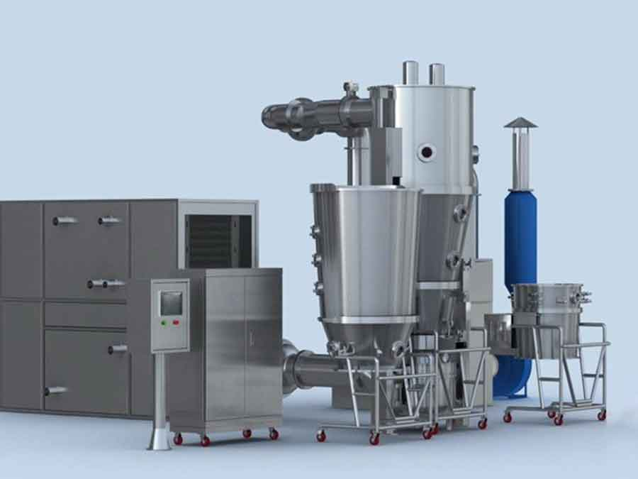 Pharmaceutical Machines After Installation