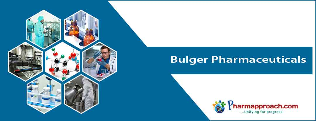 Pharmaceutical companies in Nigeria: Bulger Pharmaceuticals