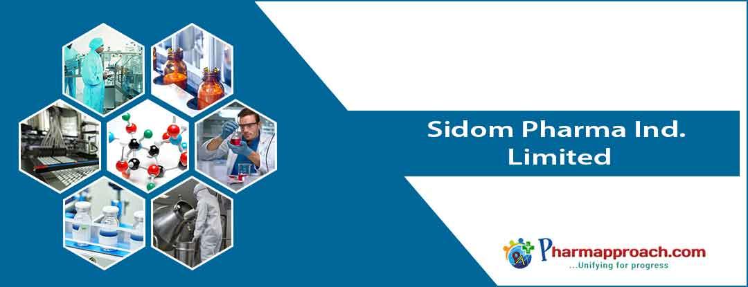 Pharmaceutical companies in Nigeria: Sidom Pharma Ind. Limited