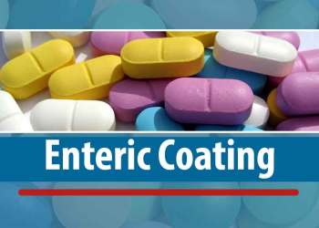 Enteric coating