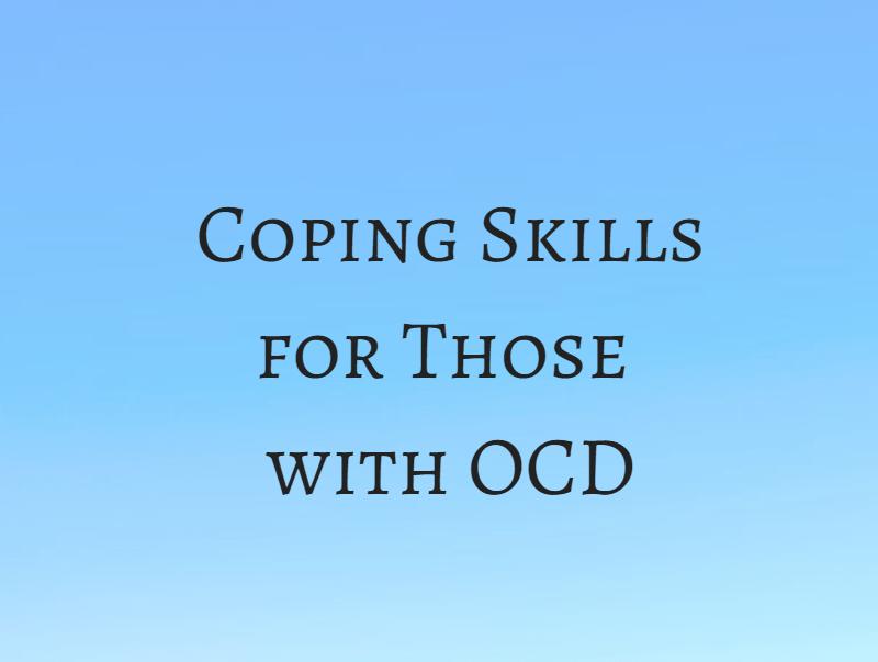 OCD Coping Skills - Pharmasite Research, Inc