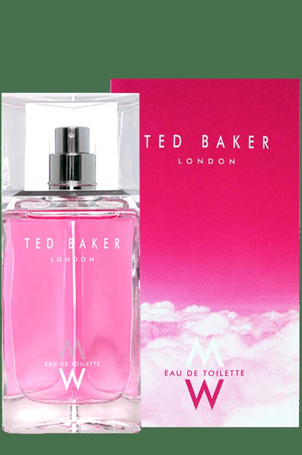 Ted Baker Women 75ml EDT TED01 1699 Napclan Retail Ltd Ta Pharmocare