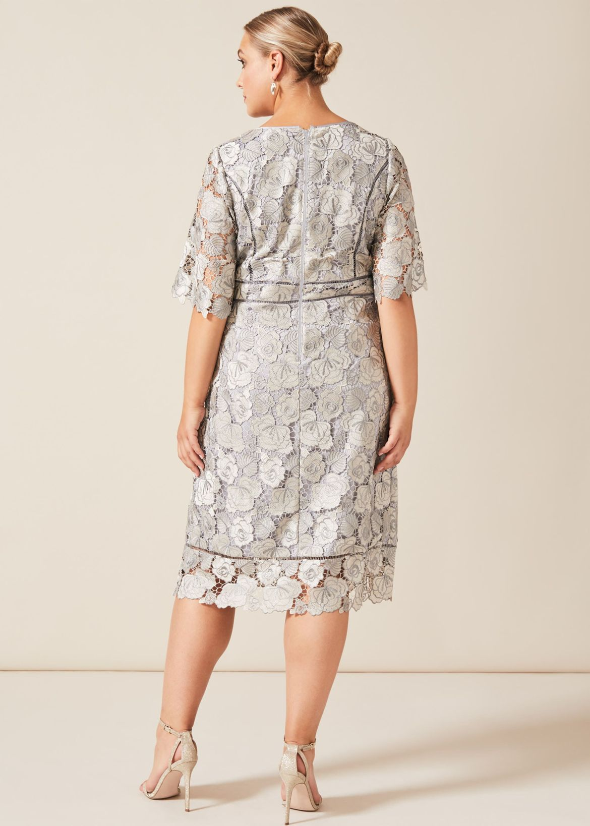 Ellis Lace Dress