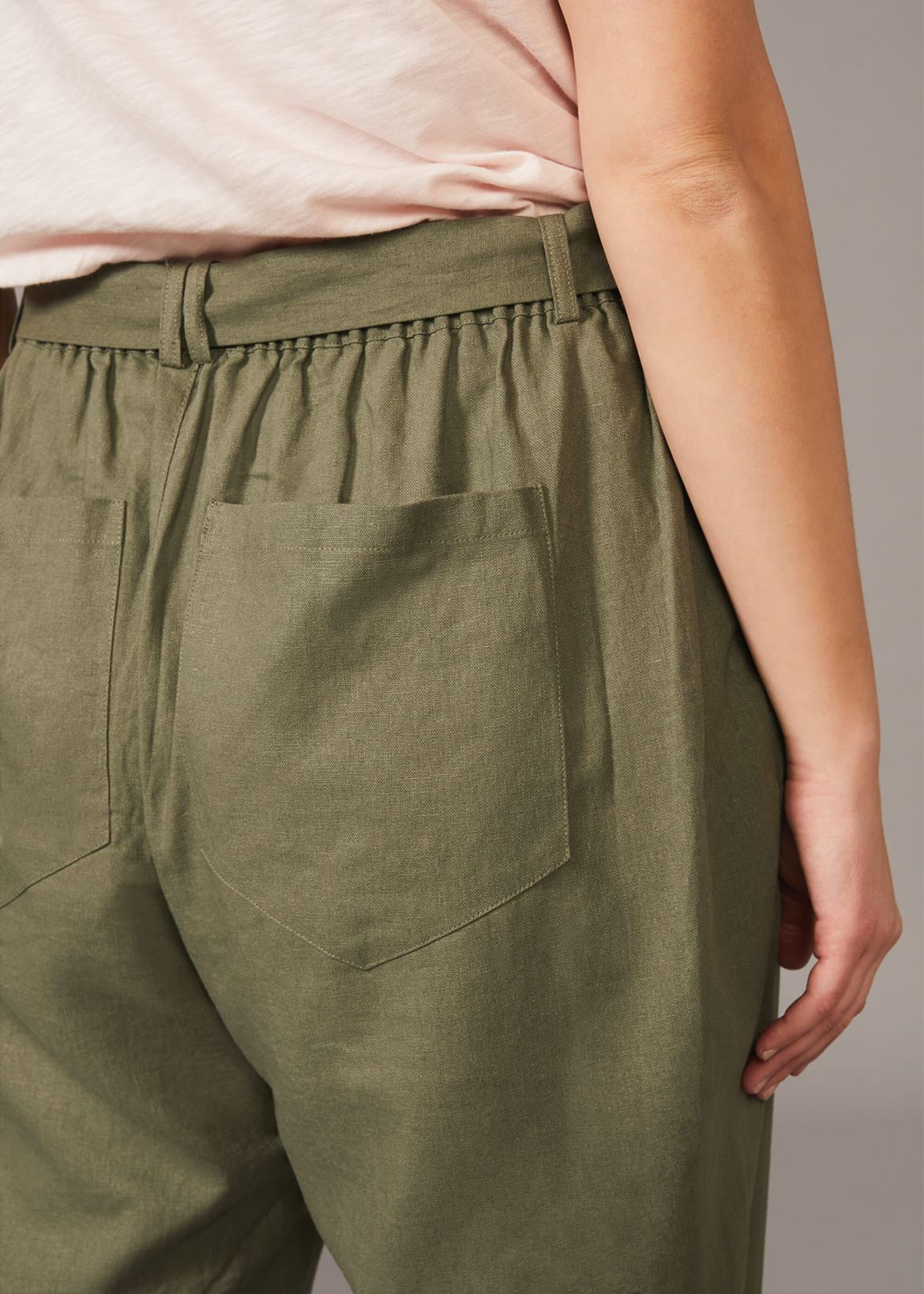 Tessa Peg Leg Trouser