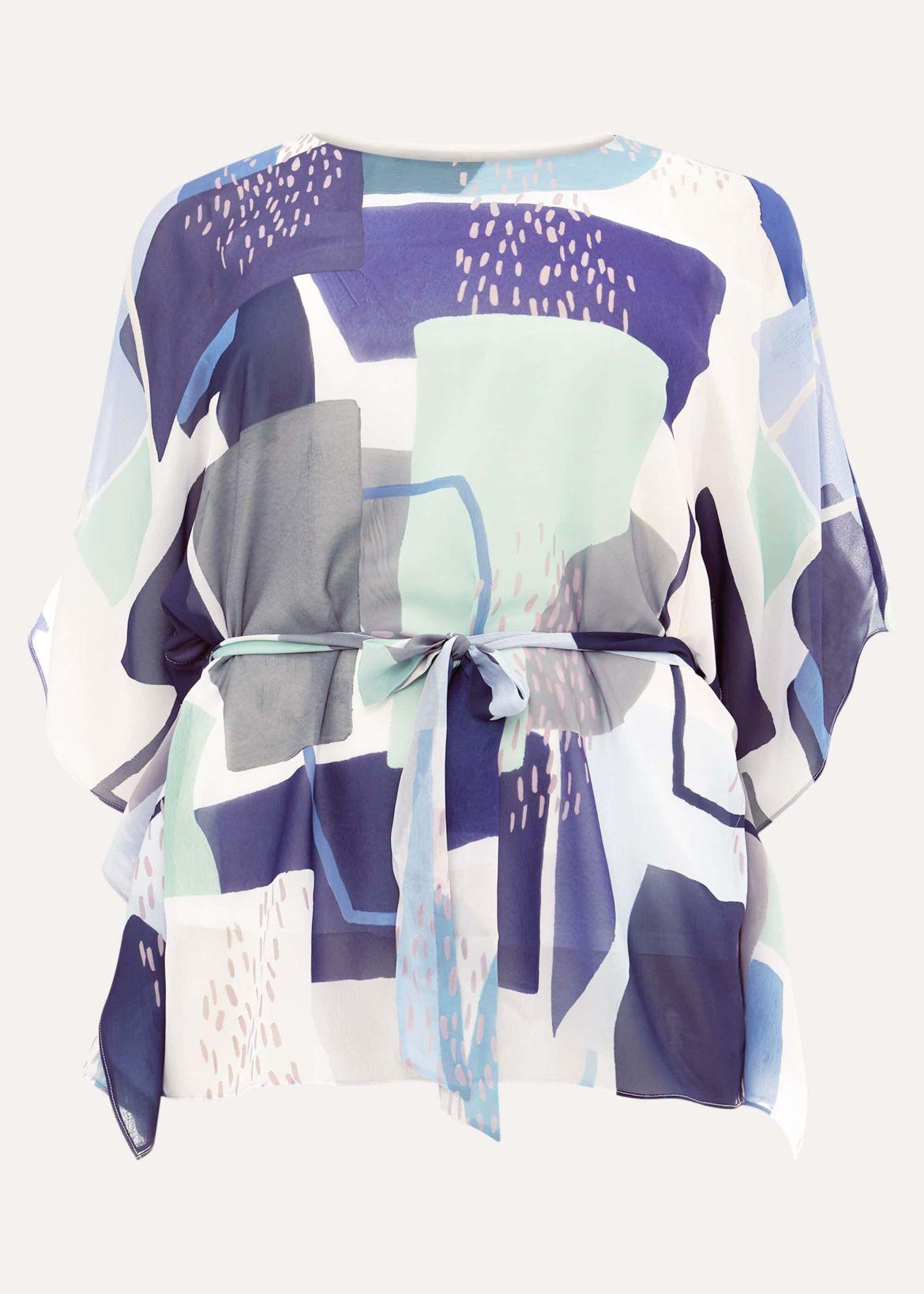 Janey Printed Top
