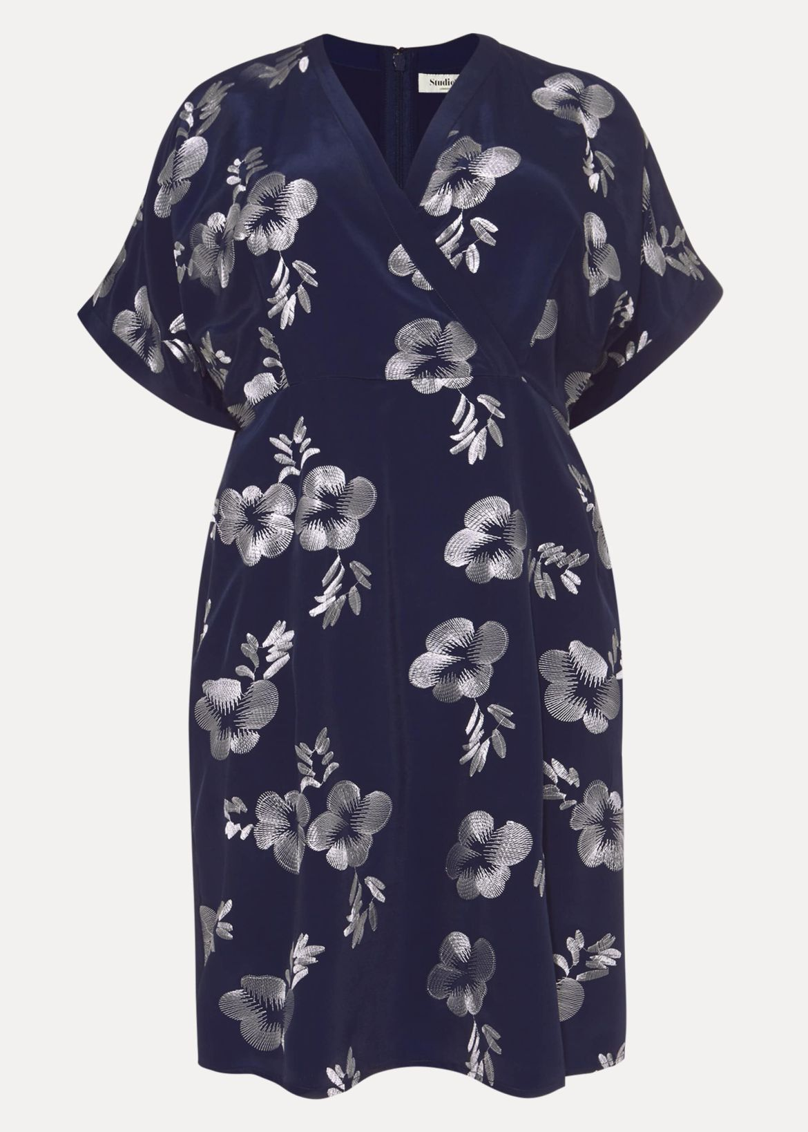 Lucinda Embriodered Dress