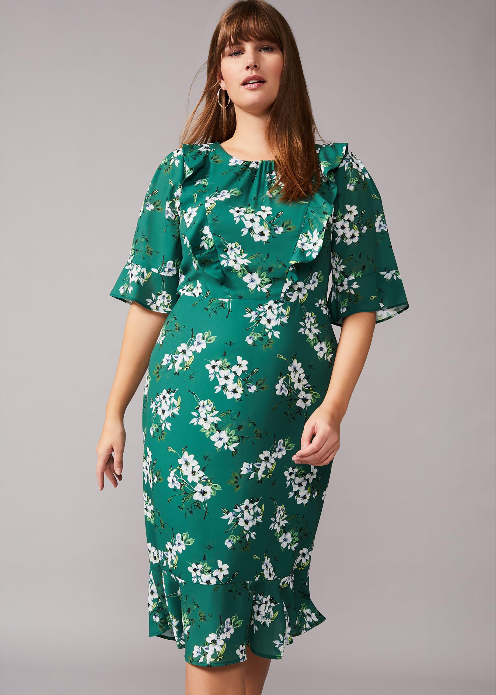 Brielle Floral Dress 4