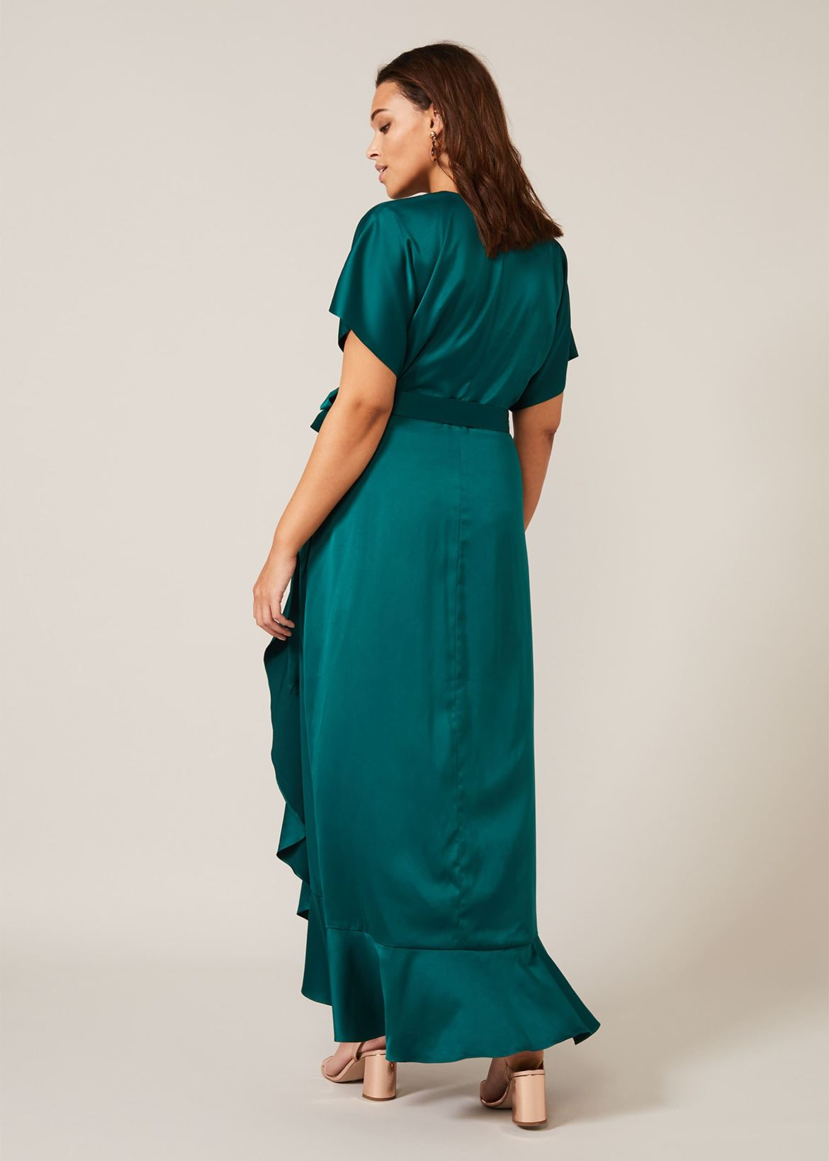 Perry Wrap Maxi Dress
