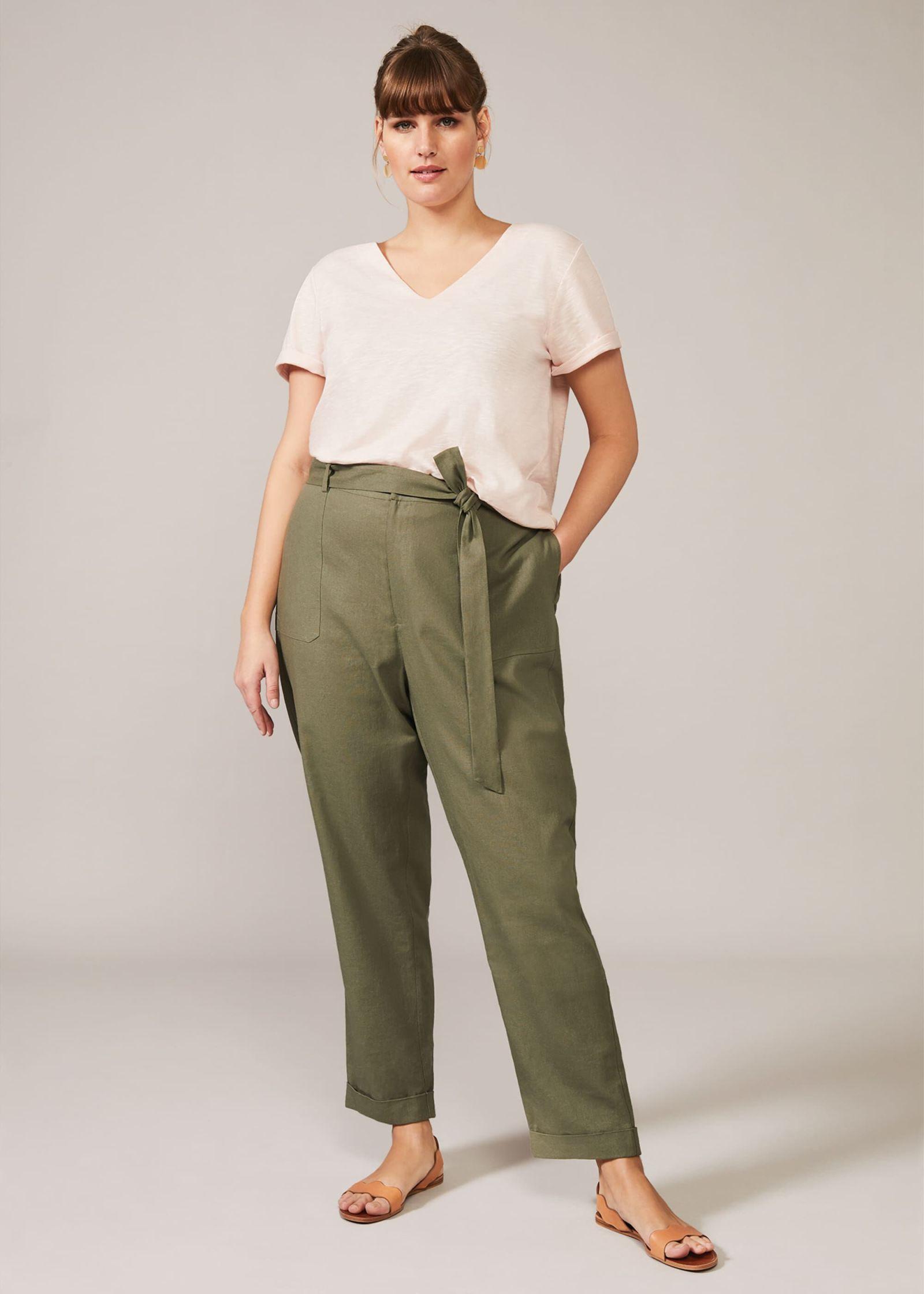 Tessa Peg Leg Trouser 2