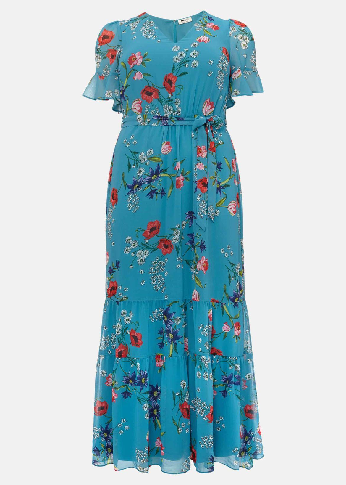 Morag Floral Maxi Dress