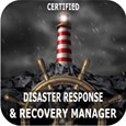 Cybersecurity Courses: Certified Disaster Response and Recovery Manager