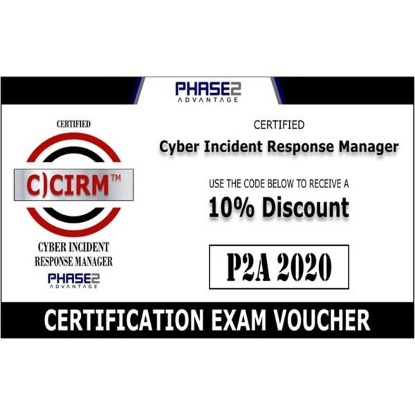 Product: C)CIRM Exam Voucher